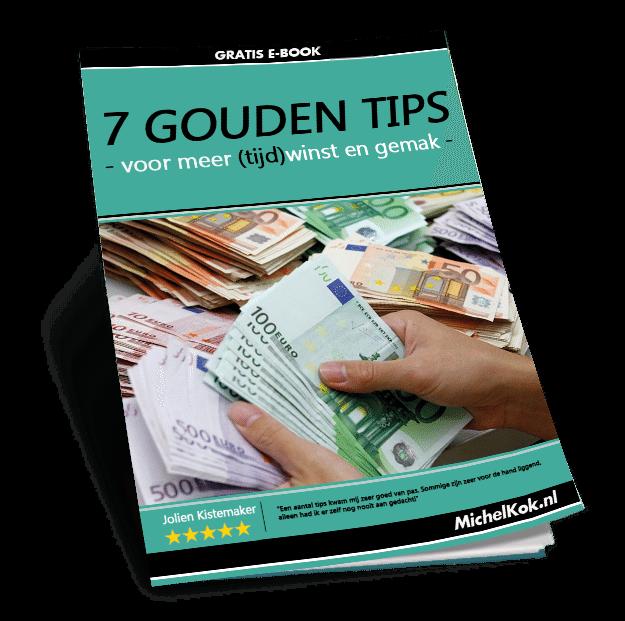 7 Gouden tips voor winst